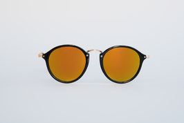 CHIRON - black / gold mirrored