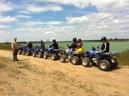 Quad Tour Hainer See