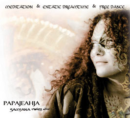 NEU CD Samjana timeless alive von papajeahja