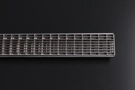 Aluminium 2 mm - Gitterrost Edelstahl