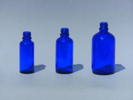 Blauglasfläschchen