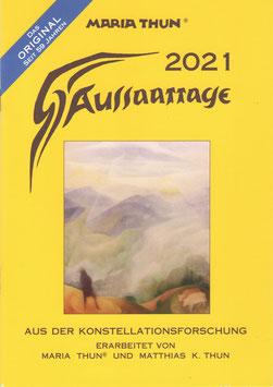 Maria Thun: Aussaattage 2021