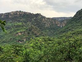 Guided hike in Huaxtla