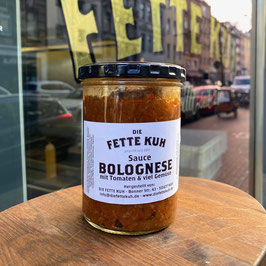 Hausgemachte Bolognese