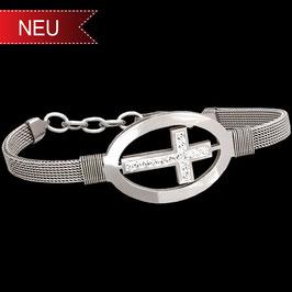 Armband der heiligen Muttergottes (Edelstahl)