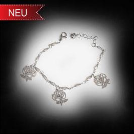 Armband der heiligen drei Rosen
