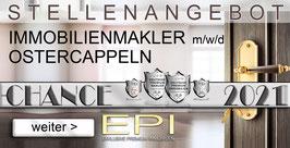 STELLENANGEBOT OSTERCAPPELN IMMOBILIENMAKLER MAKLER (mwd)
