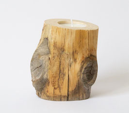 Bougoir en bois ROBIN