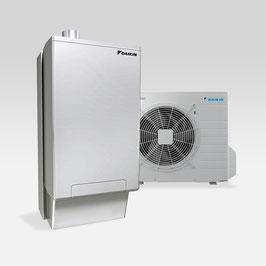 DAIKIN Altherma 8kW alleen verwarmen