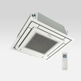 DAIKIN Plafondinbouwmodel FFA-A9/RXM-N9 Fully Flat 60 x 60 cm