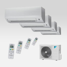 DAIKIN Multicombinaties