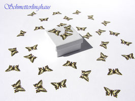 25 butterflies size M (24mm)