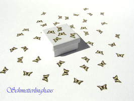 30 butterflies size S (16mm)