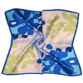 padmera® Nickituch OSAKA blue