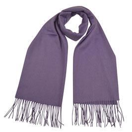 padmera® Kaschmirschal MULAN dark lilac