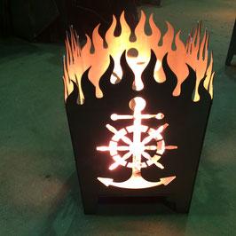 Feuerkorb Anker