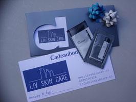 Liv Skin Care Kadobon €60,00