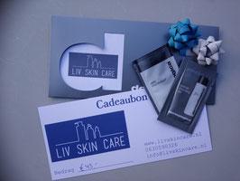 Liv Skin Care Kadobon €45,00
