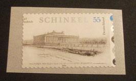 Bund 2552 RM  R01uN Schinkel - Bildversatz - Druckfarbenpunkte
