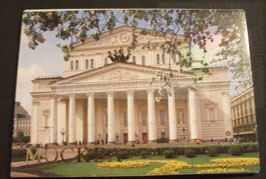 AK Russland - Moskau  ng  um 1985