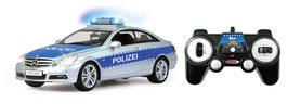 Mercedes-Benz E-Class Coupè Polizei