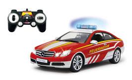 Mercedes-Benz E-Class Coupè Feuerwehr weiß/rot