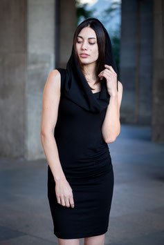 """Kleid """"Dame de Noce"""" schwarz"""