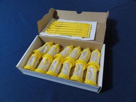 Dürr Einwegfilter gelb 12 Stück #0725-041-00