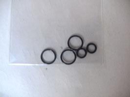 O-Ringe für KCL-6* LED Kupplung