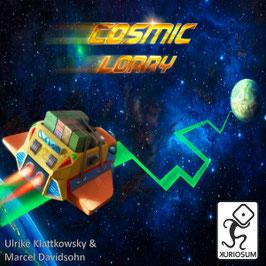 """Cosmic Lorry - """"Print and Play"""" - ausdrucken und losspielen"""