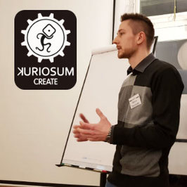 Kuriosum Create - Der Workshop (Ticket)