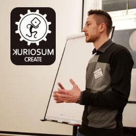 Kuriosum Create - Der Workshop (Ticket)
