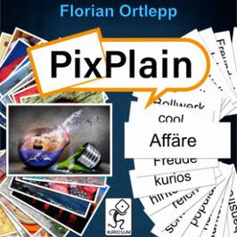 """PixPlain - """"Print and Play"""" - ausdrucken und losspielen"""