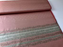 Trachtenjacquard lachs-grün Rapport J10018