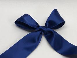 Satinband deep blue 558