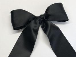 Satinband noir 725