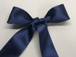 Satinband bleu de prune 59