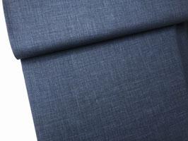 Leinenmischung dunkelblau L10008