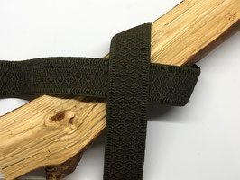 Elastikband grün E10021