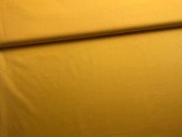 Baumwollstoff gelb gepunktet B10057