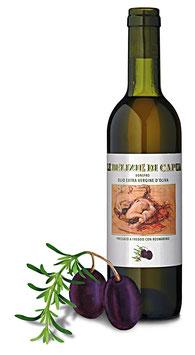 Olivenöl Extra Vergine mit Rosmarin