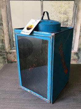 Laterne Metall Loft Shabby Lampe Gartenlaterne aus recycelten Kanister