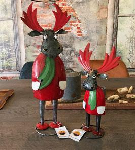 Elch Weihnachtsdekoration
