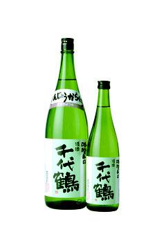千代鶴 吟醸辛口 1.8L