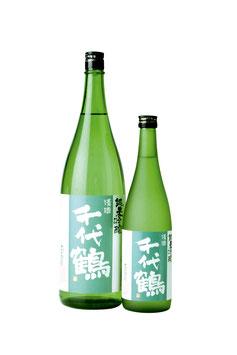 千代鶴 純米吟醸 1.8L
