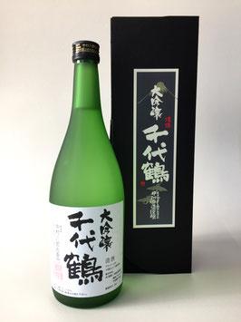 千代鶴 大吟醸 720ml
