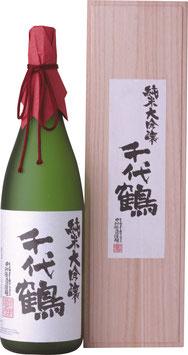 千代鶴 純米大吟醸 1.8L