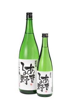 千代鶴 上撰 本醸造 あきる野 1.8L