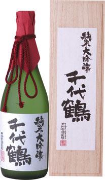 千代鶴 純米大吟醸 720ml