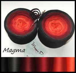 """"""" Magma""""  (4-fädig)"""
